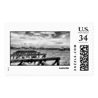 Storm Front Postage Stamp