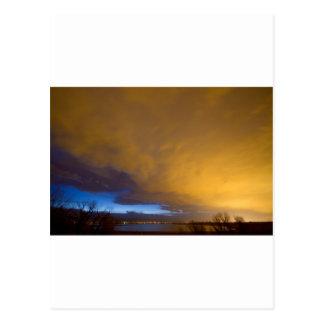 Storm Front Postcard