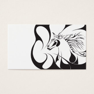 Storm Horse Business Card