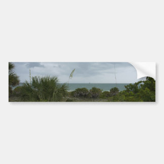 Storm in the Distance Bumper Stickers