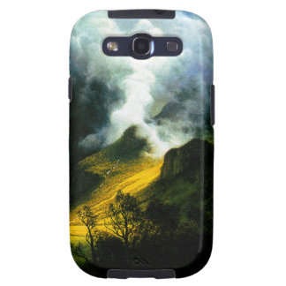 Storm in The Mountains Galaxy S3 Case