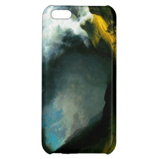 Storm in The Mountains iPhone 5 Case