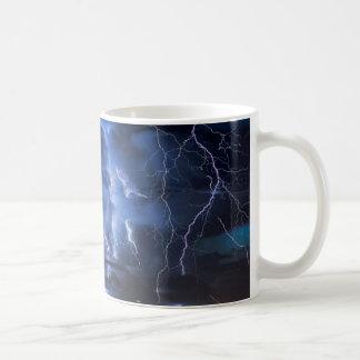 Storm Lightening Photo Mug Coffee Mug Cup