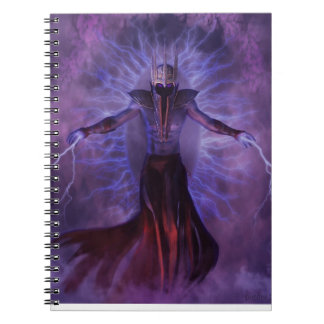 Storm Lord Notebook