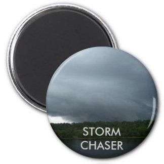 Storm Fridge Magnet