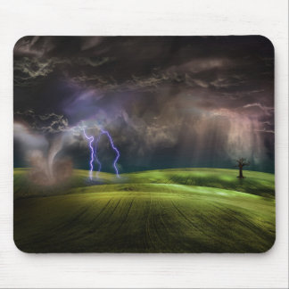 Storm Mouse Pad