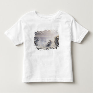 Storm off the Coast of Belle-Ile Toddler T-shirt