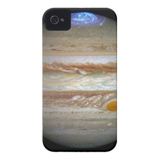 Storm on Jupiter iPhone 4 Case