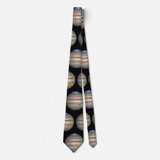 Storm on Jupiter Neck Tie