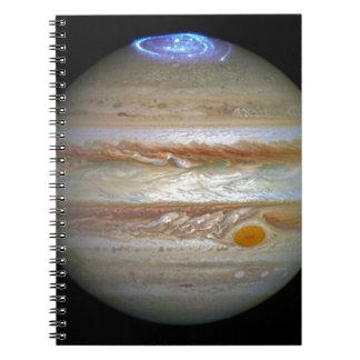 Storm on Jupiter Notebook