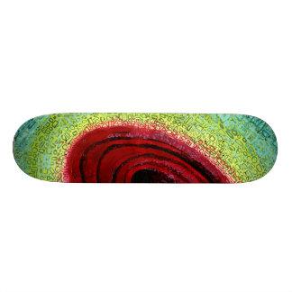 Storm on Saturn Skateboard