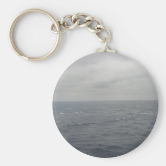 Storm on the horizon keychain