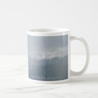 Storm on the Mountain Mug