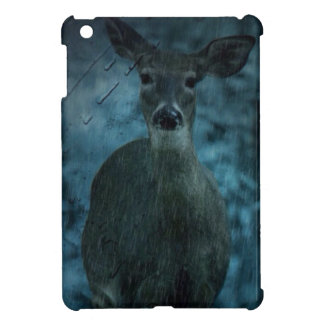 Storm outdoorsman wild life whitetail buck Deer iPad Mini Cover