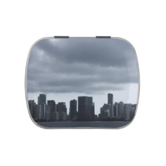 Storm over Miami Jelly Belly Tins