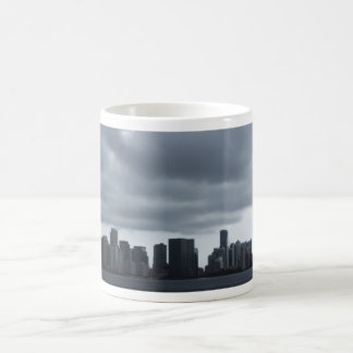 Storm Over Miami Coffee Mug