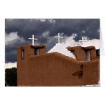 Storm over San Geronimo Card