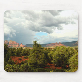 Storm over Sedona Mouse Pad
