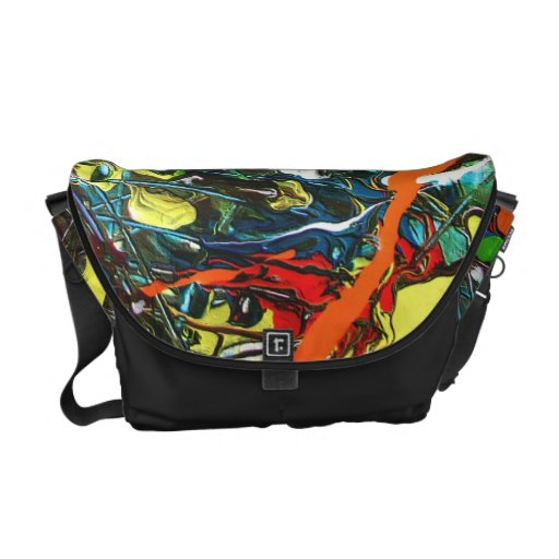 Storm part 1 by rafi talby messenger bag