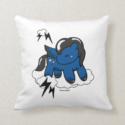 Storm Pony | Throw Pillow Dolce & Pony