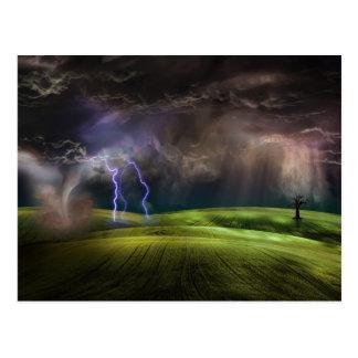 Storm Post Card