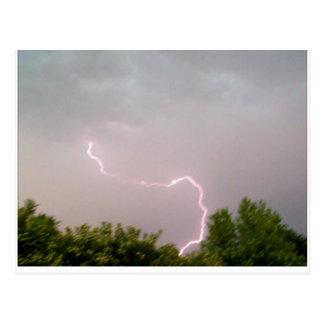 Storm Postcard