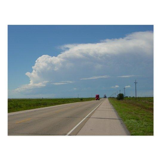 Storm Road Postcard