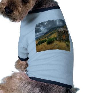 Storm Shelter Valley Pet T Shirt
