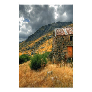 Storm Shelter Valley Personalized Stationery