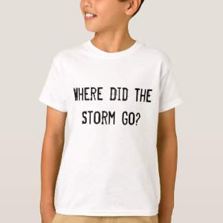 Storm Spotter In Training - Kids Shirt