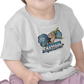 Storm Squasher Baby T Shirt