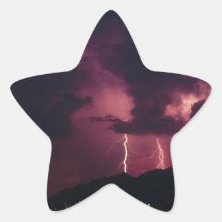 storm star sticker