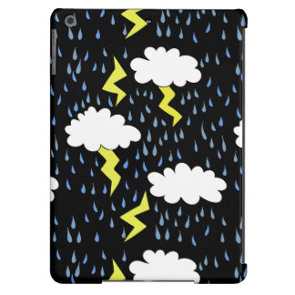 Storm Stormy weather Case For iPad Air