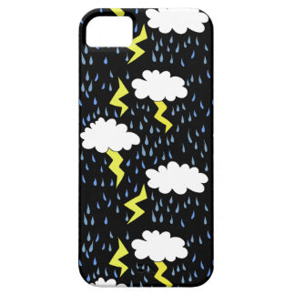 Storm Stormy weather iPhone SE/5/5s Case