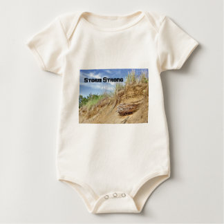 Storm Strong Baby Bodysuit