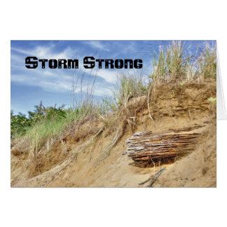 Storm Strong Card