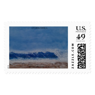 Storm swell postage