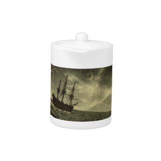 Storm Teapot