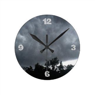 Storm Time Clock