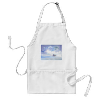 Storm-Tossed Adult Apron
