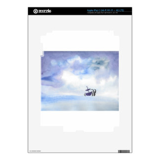 Storm-Tossed iPad 3 Decal