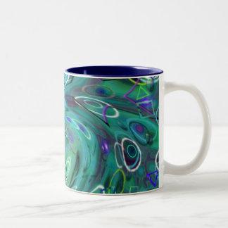 Storm Two-Tone Coffee Mug