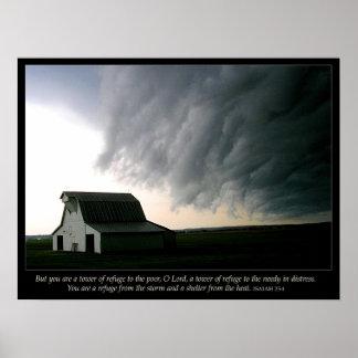 Storm Verse Poster