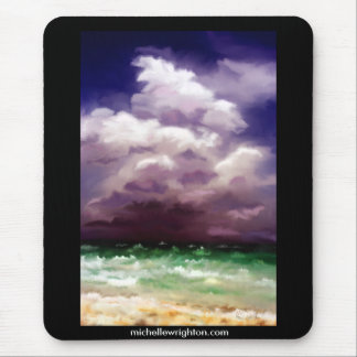 Storm Warning Mouse Pad