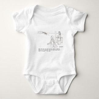 Storm Warnings Baby Bodysuit