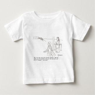 Storm Warnings Baby T-Shirt