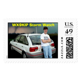 Storm Watch Postage