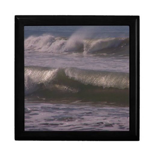 Storm Waves Surfer Gift Box