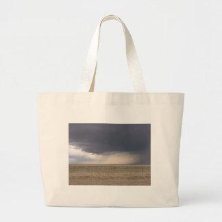 Storm Wedge Large Tote Bag