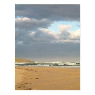 Stormclouds Postcard